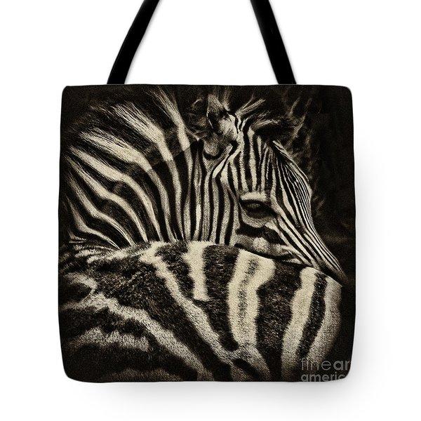 Comfort Tote Bag by Andrew Paranavitana