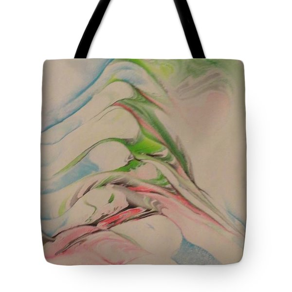 Comfort Tote Bag by Mike Breau