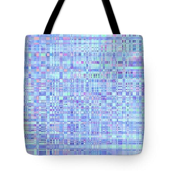 Comfort Quilt Tote Bag