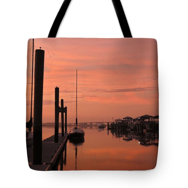 Tote Bag featuring the photograph Just Rosy by Laura Ragland