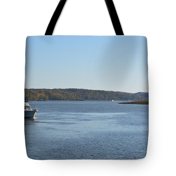 Coming Ashore Tote Bag by Kenneth Cole