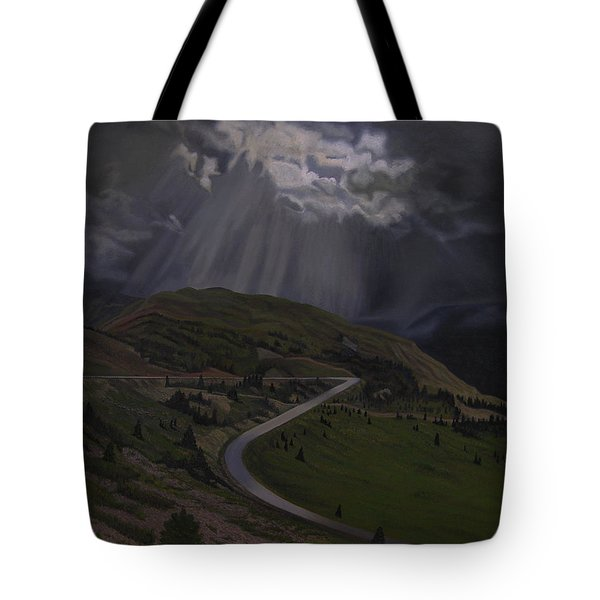 Coming Home To God Tote Bag by Thu Nguyen