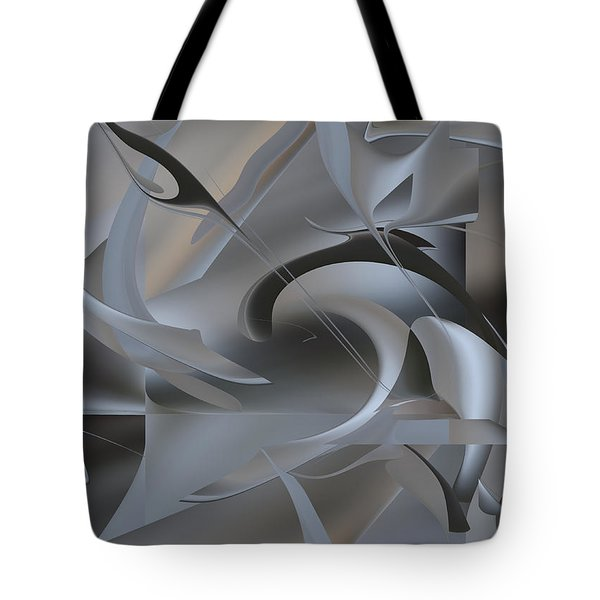 Coming Of Dawn Tote Bag by rd Erickson