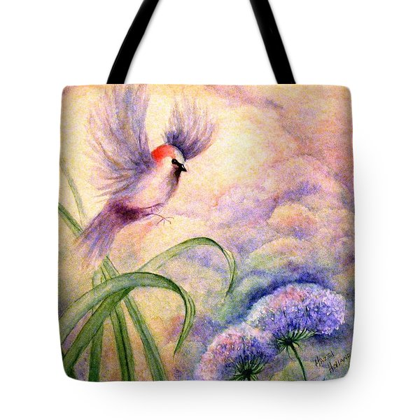Coming To Rest Tote Bag