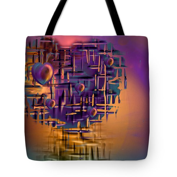 Command Central Tote Bag by Phil Sadler