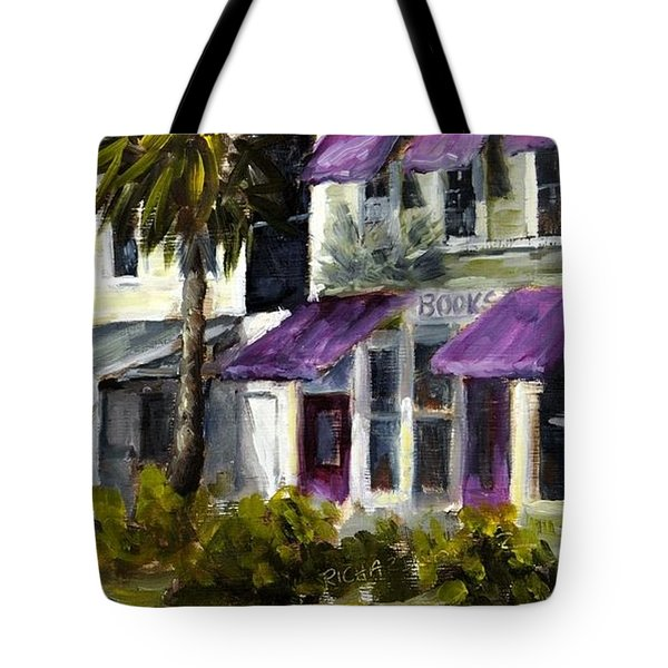 Commerce And Avenue D Tote Bag by Susan Richardson