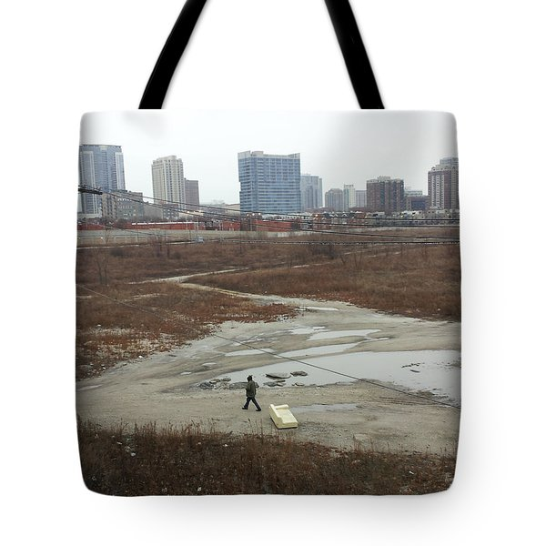 Commercial Break Tote Bag