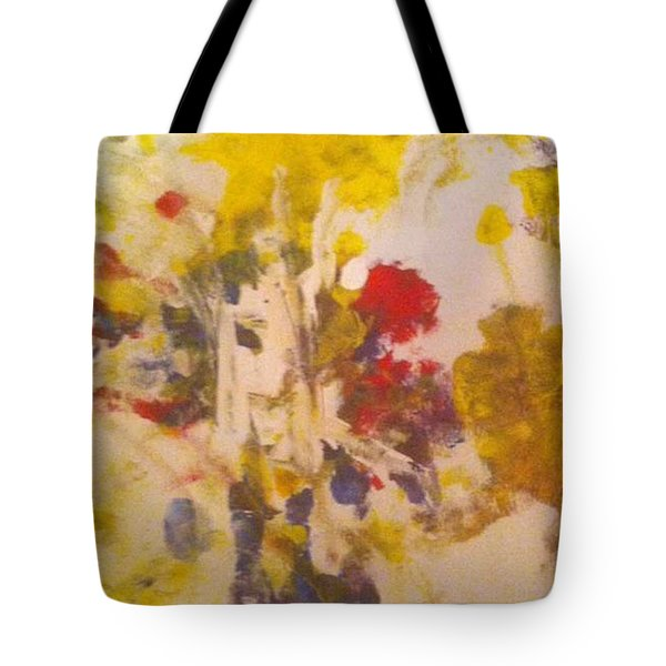 Commitment Tote Bag by Luz Elena Aponte