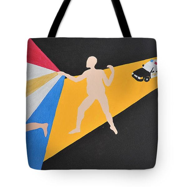 Committed Tote Bag