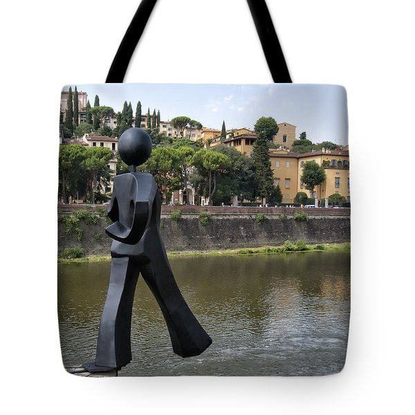 Common Man Tote Bag