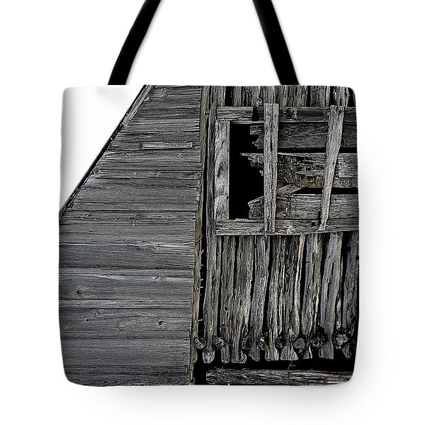 Commons Ford Barn Tote Bag