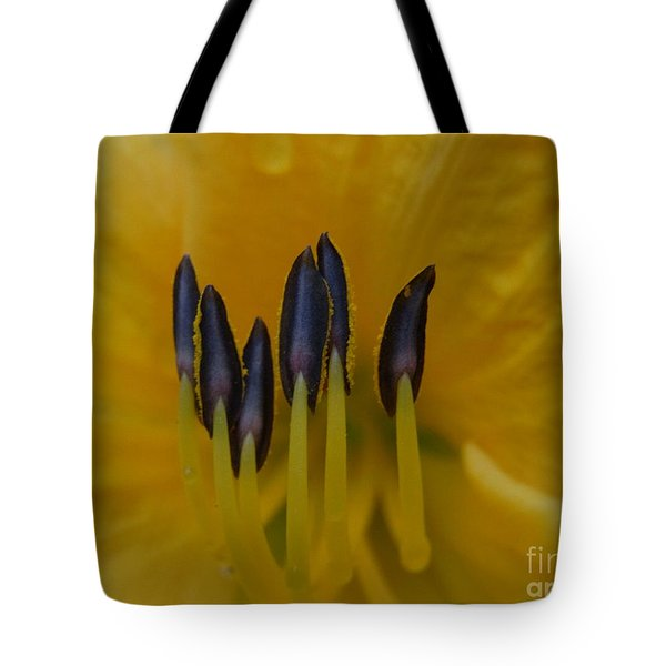 Communal Prayer Tote Bag by Agnieszka Ledwon