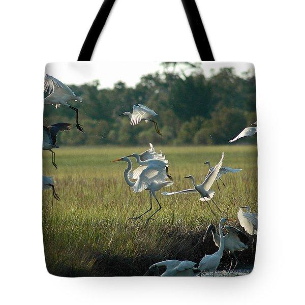 Community Uplift Tote Bag