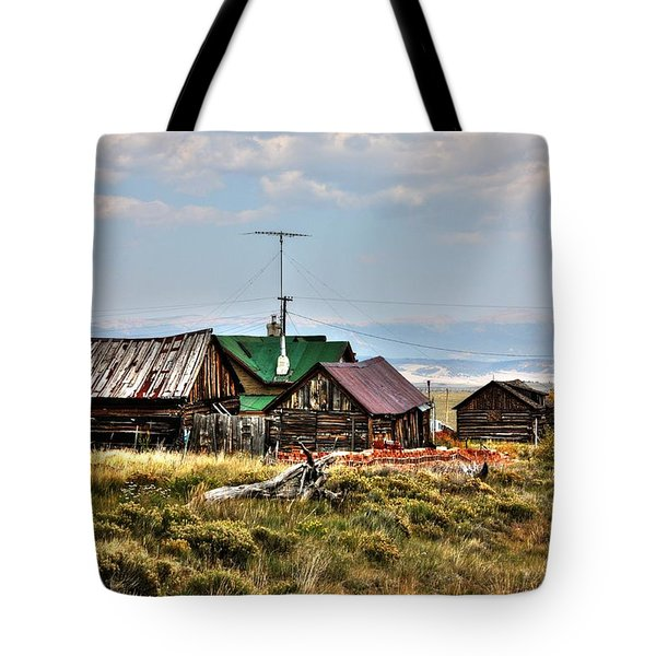 Tote Bag featuring the photograph Como I by Lanita Williams