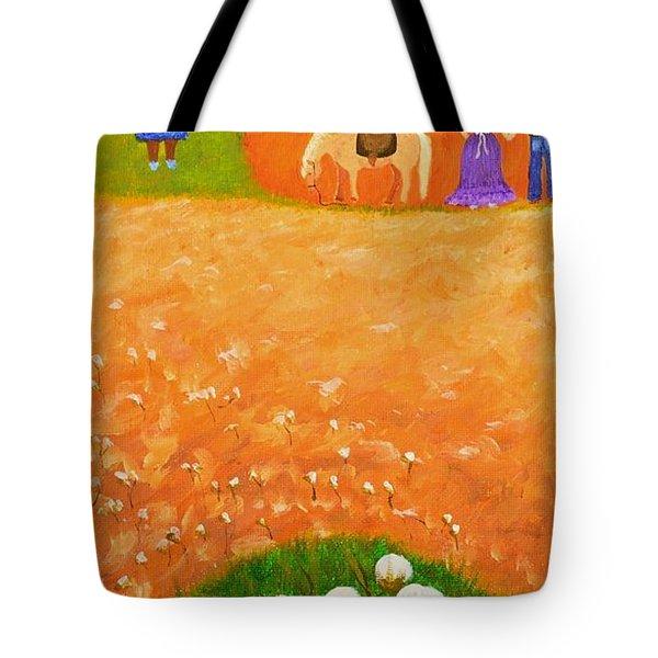 Company Come To Call Tote Bag by Nina Stephens
