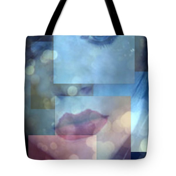 Compartmentalised Tote Bag by Irma BACKELANT GALLERIES