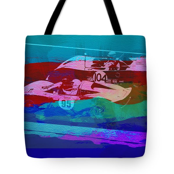Competition Tote Bag by Naxart Studio