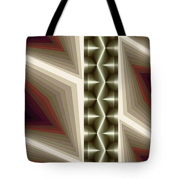 Composition 235 Tote Bag by Terry Reynoldson