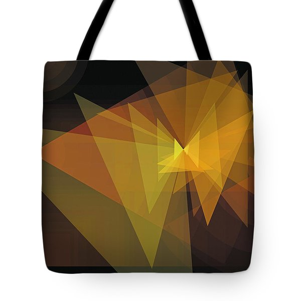 Composition 28 Tote Bag by Terry Reynoldson