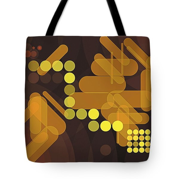 Composition 38 Tote Bag by Terry Reynoldson