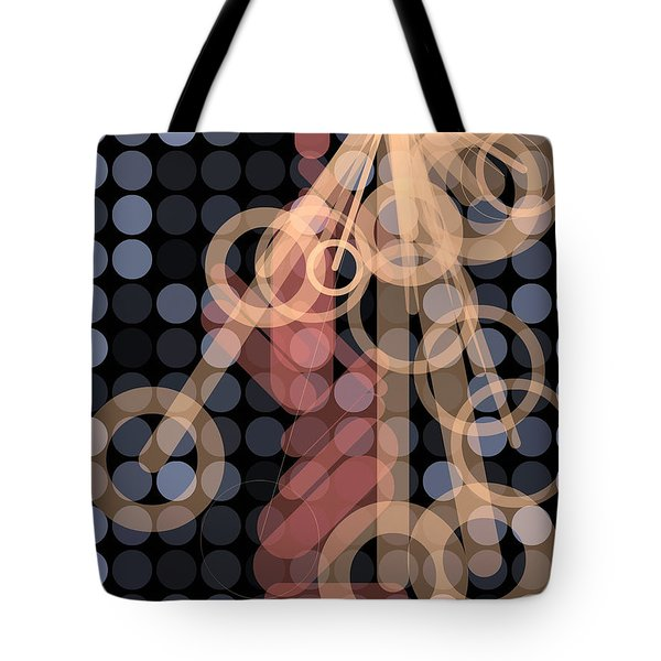 Composition 40 Tote Bag