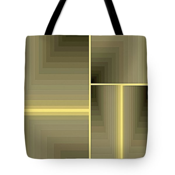 Composition 64 Tote Bag by Terry Reynoldson