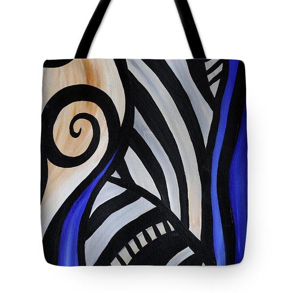 Composition Tote Bag by Eva-Maria Becker