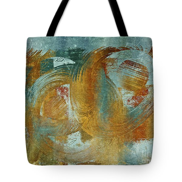 Composix 02a - V1t27b Tote Bag by Variance Collections