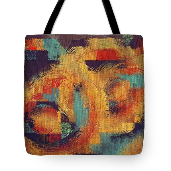 Composix - 033100100ac2t Tote Bag by Variance Collections