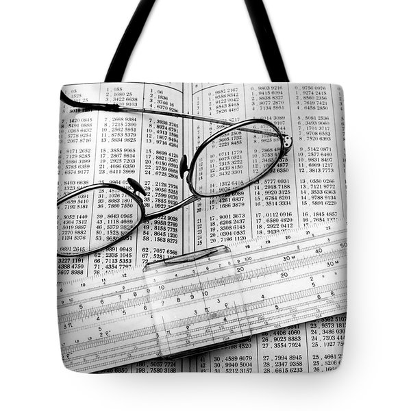 Computations Tote Bag by Pierre Berger