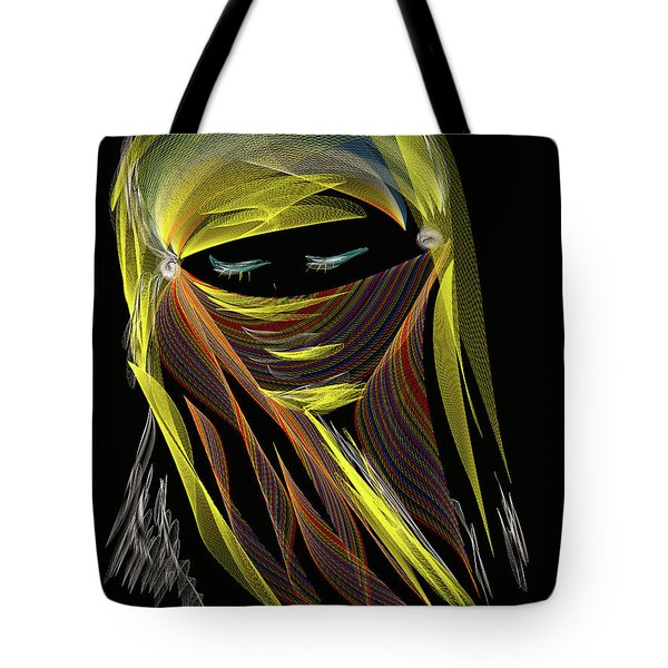 Computer Generated Image Of A Woman S Tote Bag