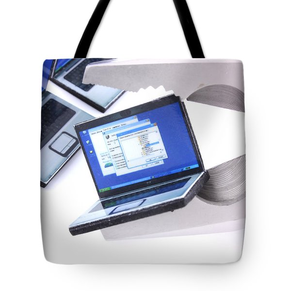 Computer Repairs Tote Bag