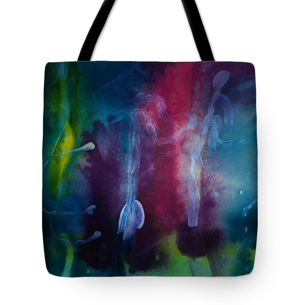 Concerto Tote Bag by Don Wright