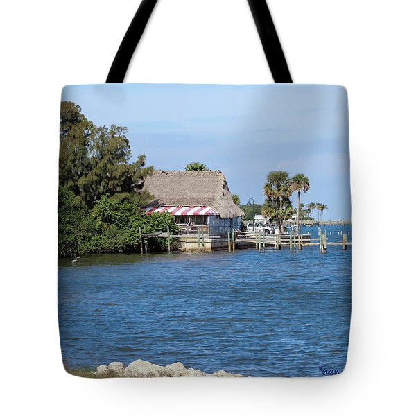 Conchy Joes Tote Bag