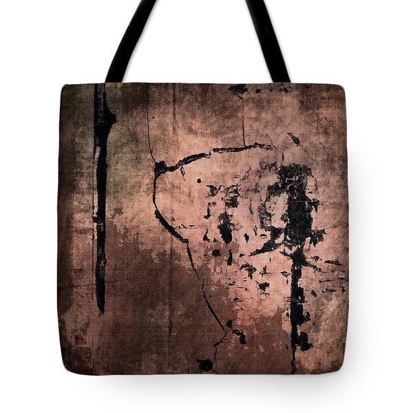Concrete And Silk Tote Bag