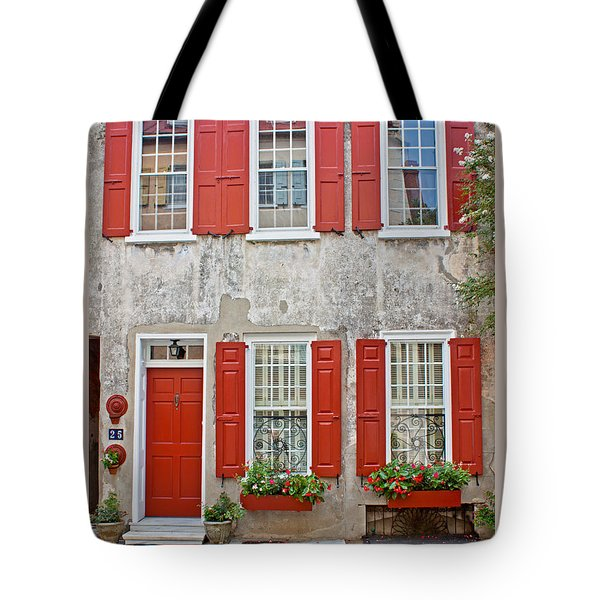 Concrete Beauty Tote Bag by Jean Haynes