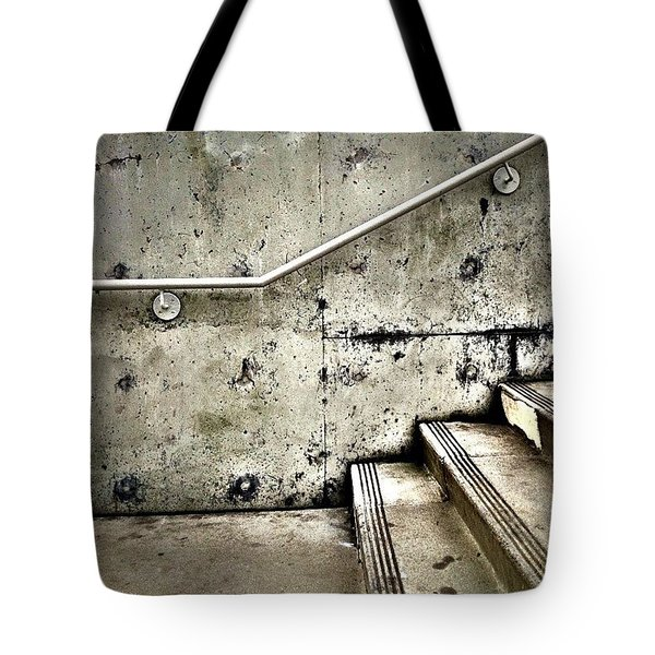 Concrete Tote Bag
