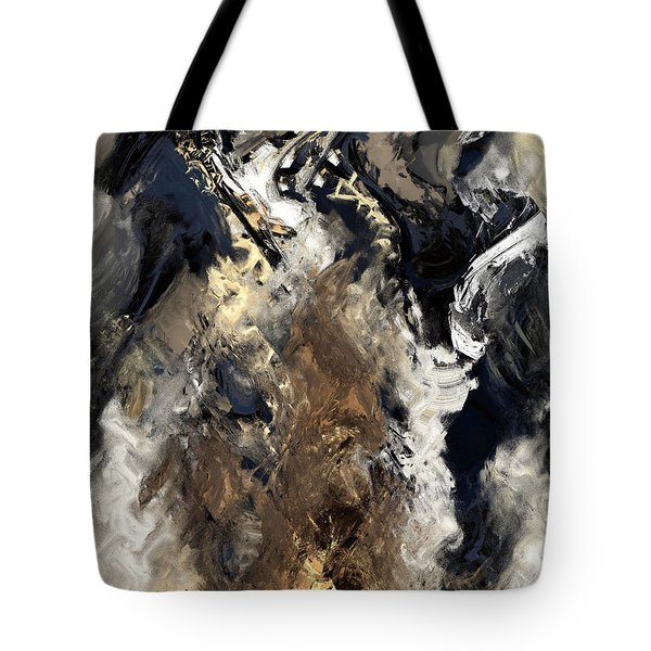 Concretion Tote Bag by Kevin Trow