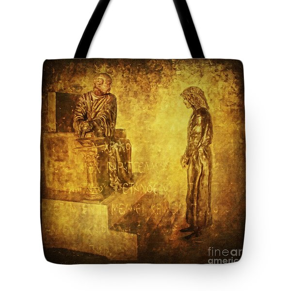 Condemned Via Dolorosa1 Tote Bag