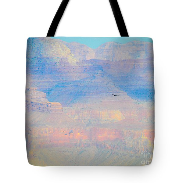 Tote Bag featuring the photograph Condor Series B by Cheryl McClure