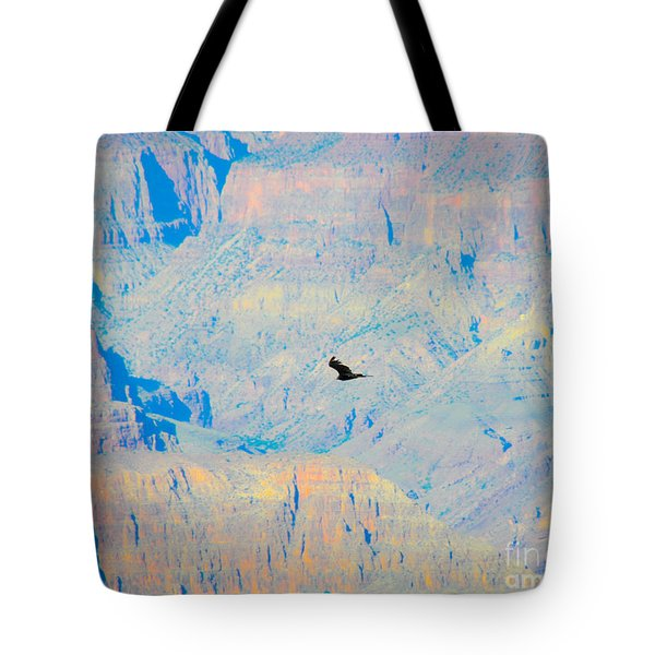 Condor Series H Tote Bag by Cheryl McClure