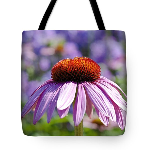 Coneflower Tote Bag by Lana Enderle