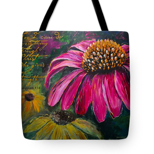 Coneflower Tote Bag