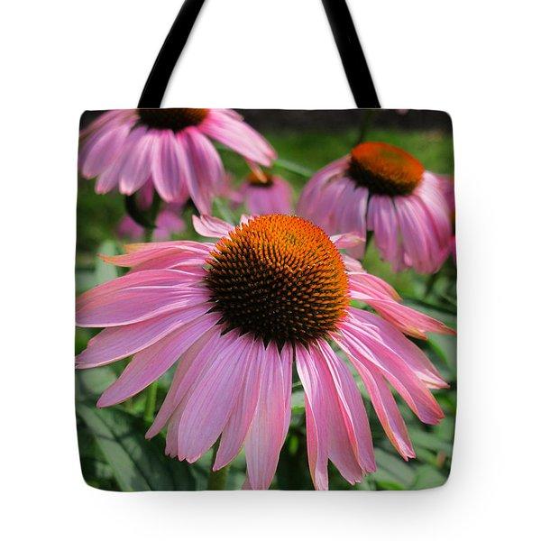 Conehead Daisy Tote Bag