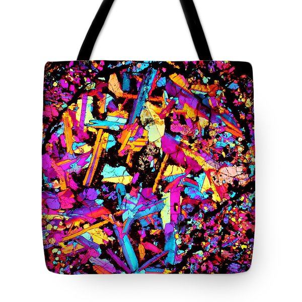 Confetti Canon Ball Tote Bag