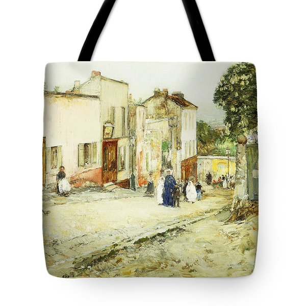Confirmation Day Tote Bag by Childe Hassam