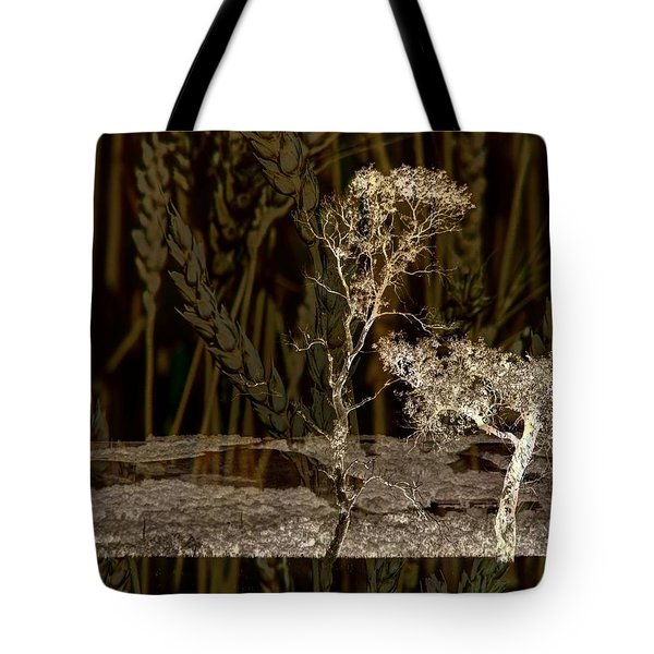 Confused Country Tote Bag