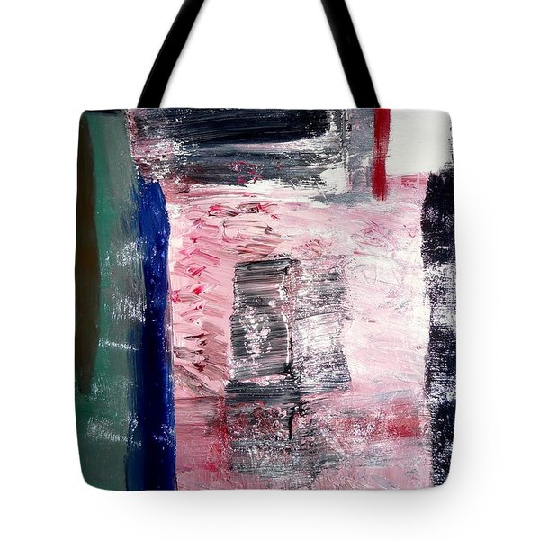 Confusion Tote Bag by Fatiha Boudar