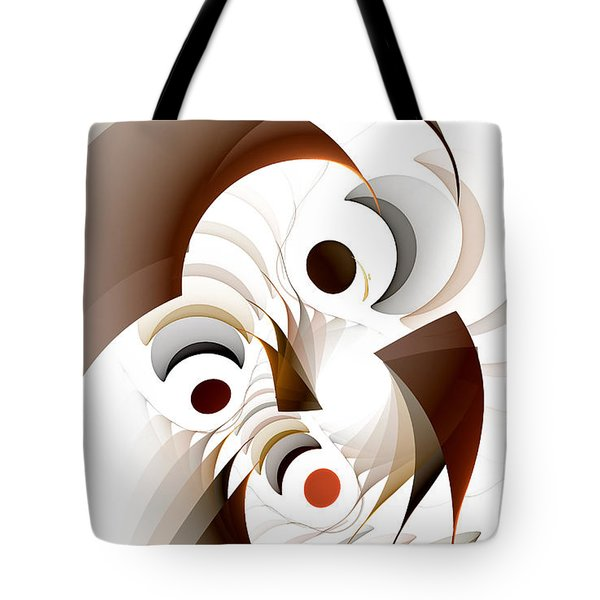Confusion Tote Bag by GJ Blackman