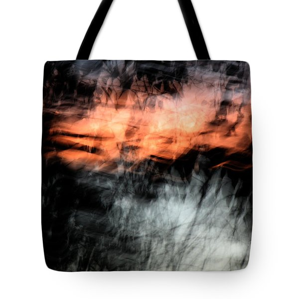 Confusion Tote Bag by Jessica Shelton